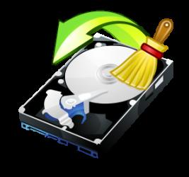 erase hard drive