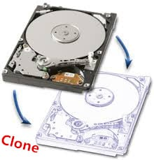 hard drive clone