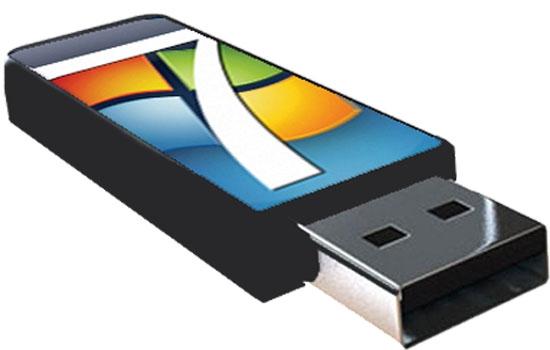 Windows 7 Password Reset USB
