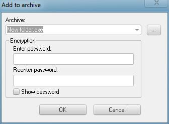 Encrypt exe