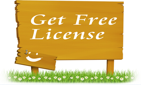 Get free license code