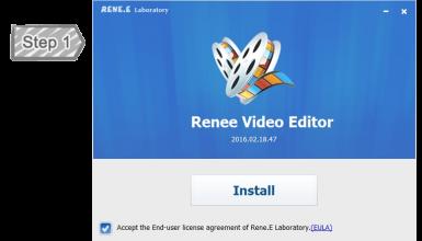 Install-of-Renee-Video-Editorr