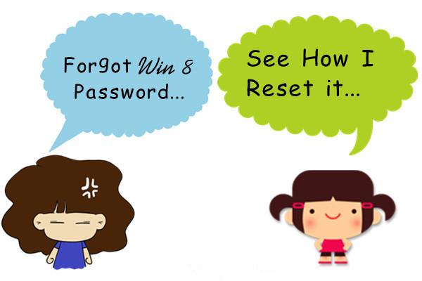 Easy Windows 8 Password Recovery Method