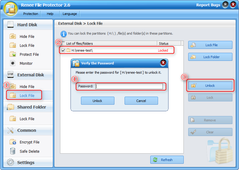How To Password Protect Folder In External Hard Drive Rene E Laboratory