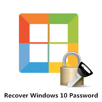 Recover Widnows 10 Password