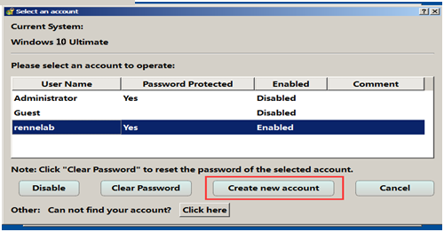start-to-create-the-account in Windows 10