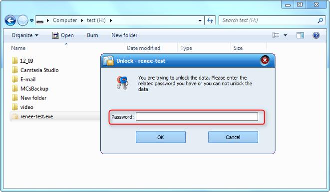 enter the folder