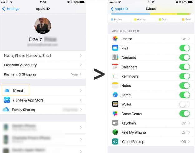 backup-iphone-with-icloud