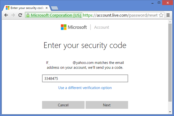 enter-security-code-from-microsoft