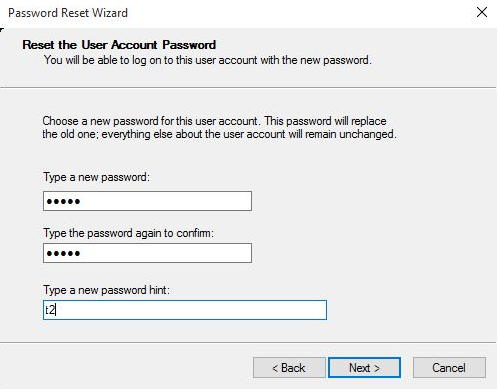 How to Reset Windows 10 password without Reset Disk?