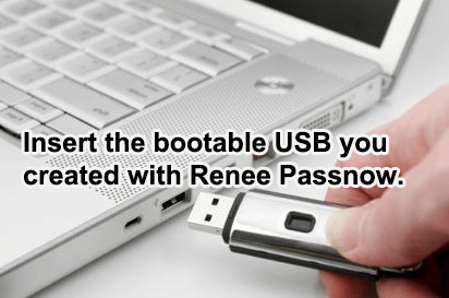 boot computer from USB disk