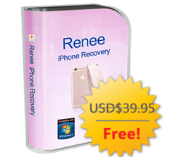 Christmas promotion 2017- Renee iPhone Recovery