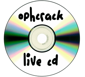 opchcrack live CD