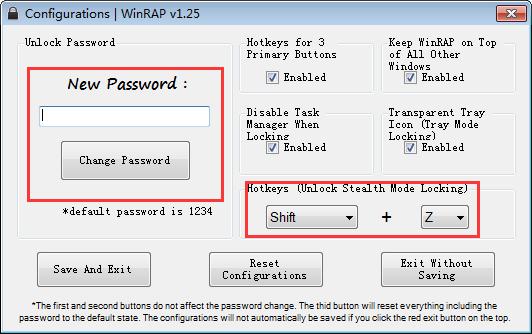 WinRAP-change-password
