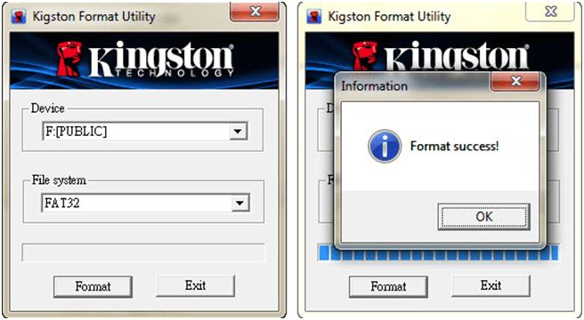 Format Utility