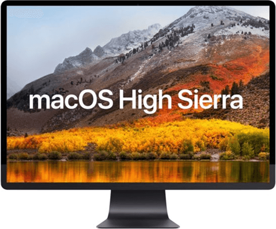 How to Recover Data From System Disk in MacOS High Sierra 10 13 and