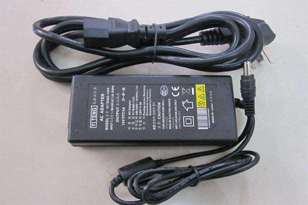 replace power adapater