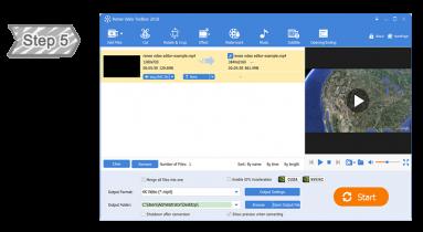 Edit Tools in Video Toolbox