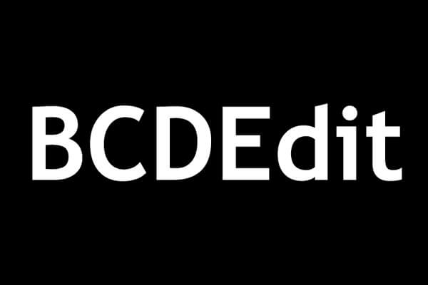 How to Use the BCDEdit Command Line Tool on Windows 10
