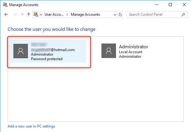 How to Remove Microsoft Account from Windows 10? - Rene E