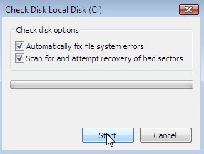 fix system errors Windows 7/8