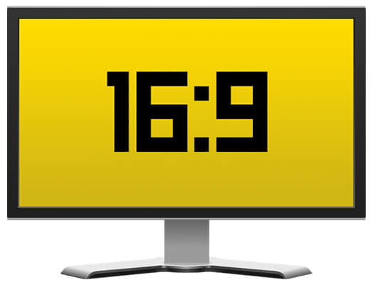 What is 16:9 Screen Resolutions? - Rene E Laboratory