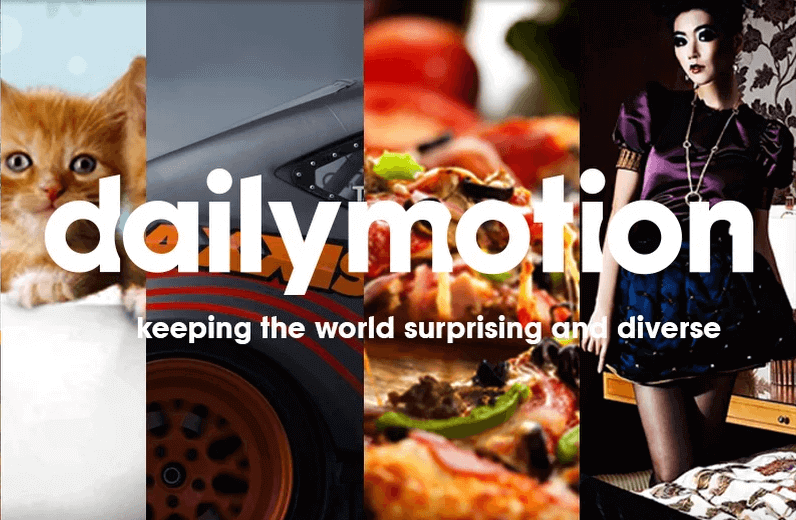 get access to dailymotion