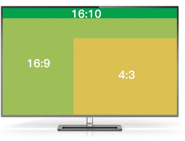 16:9&4:3