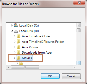 Browse files with Unlocker