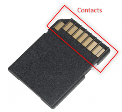 recover deleted photos from android by ereasing sd card contacts