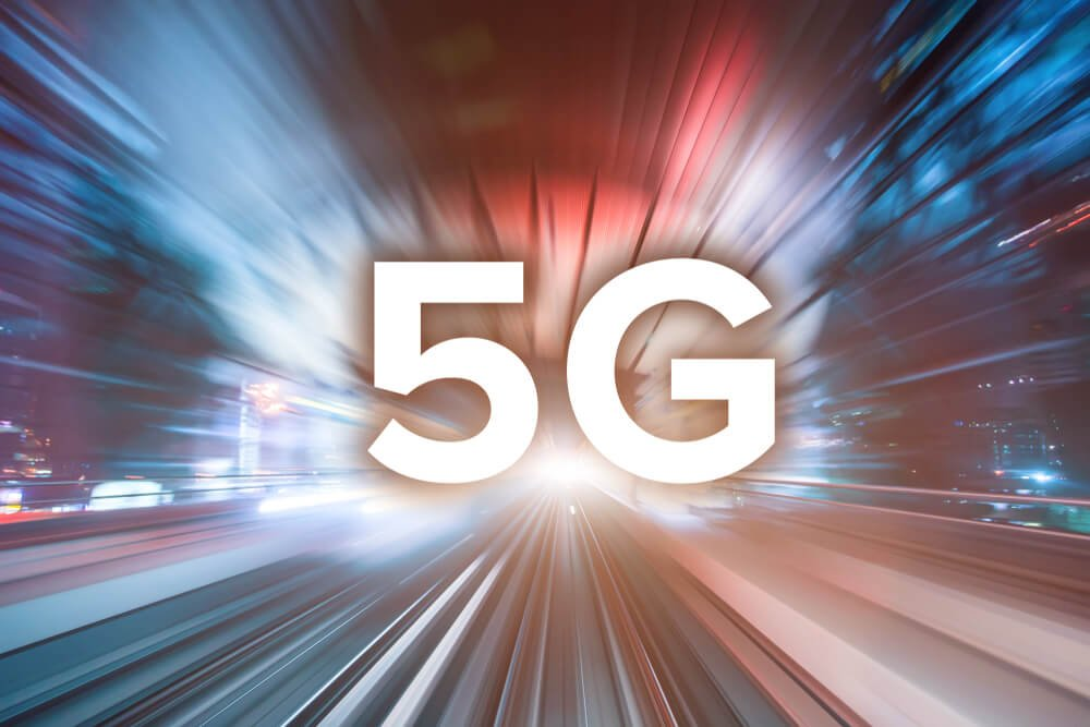 5g wifi on the internet information road