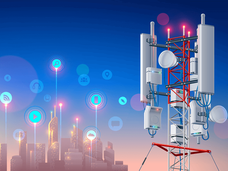 devices receive signals from 5g stations