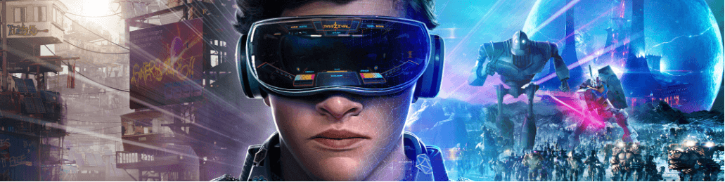 ready player one directed by Steven Spielberg