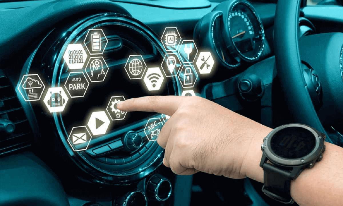 smart car under 5g iot