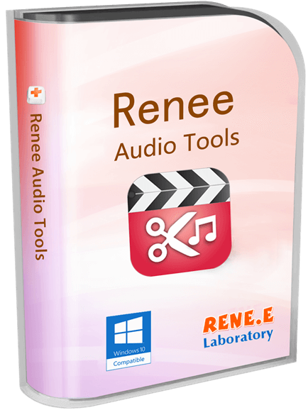 Audio Editor – Renee Audio Tools