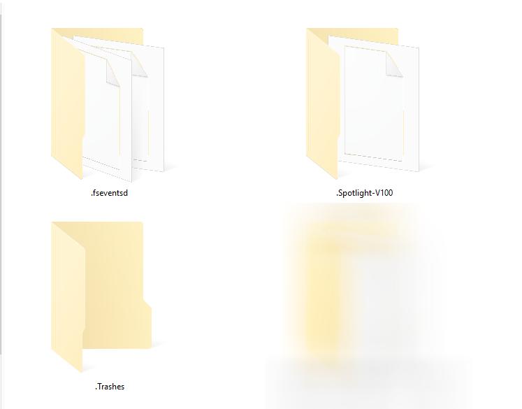 delete hidden files