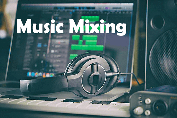 music mixing software