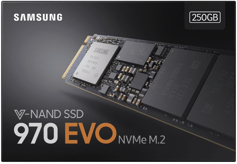 how to install samsung 970 ssd