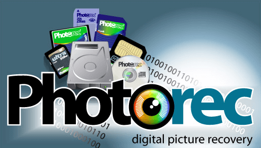 photo recovery software photorec
