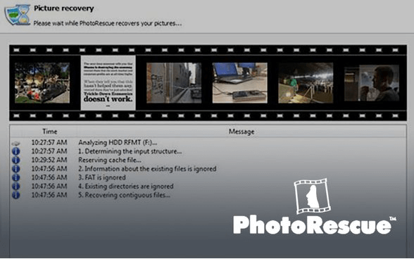 SD card recovery software photo rescue