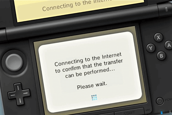 connect the internet to 3ds