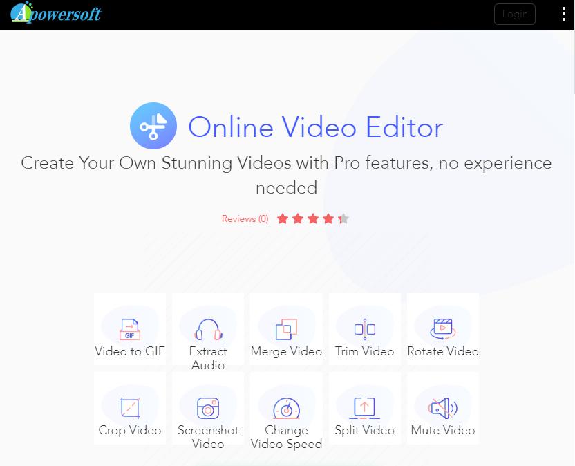 apowersoft is an online music cutter