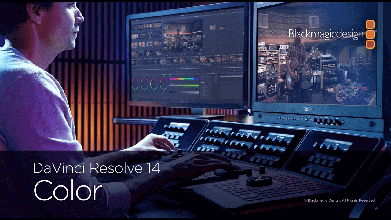 what about davinci resolve 14