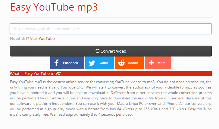 How to Convert YouTube Music to MP3 Online - Rene E Laboratory