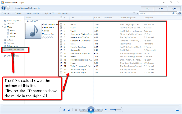how to transfer music from cd to iphone with windows media player