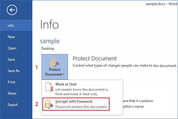 how to unlock word document
