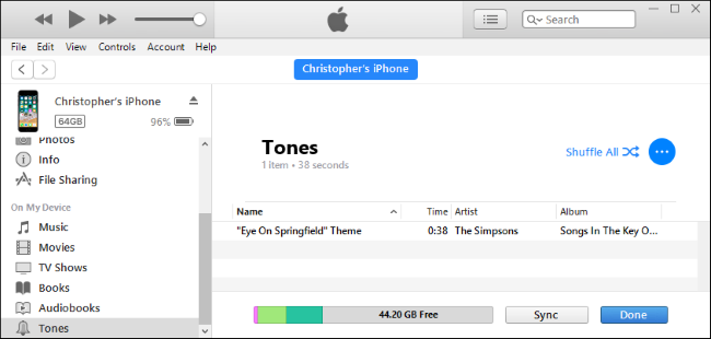 how to make a ringtone for iphone and add it to itunes tones