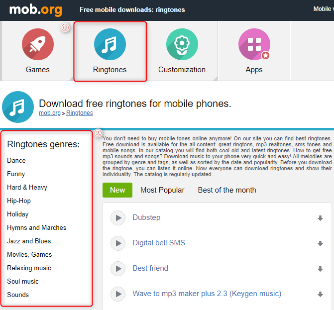 get access to tones moborg
