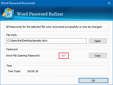 how to unlock word document with word password