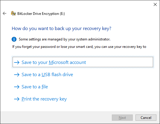 how to unlock bitlocker without password and recovery key